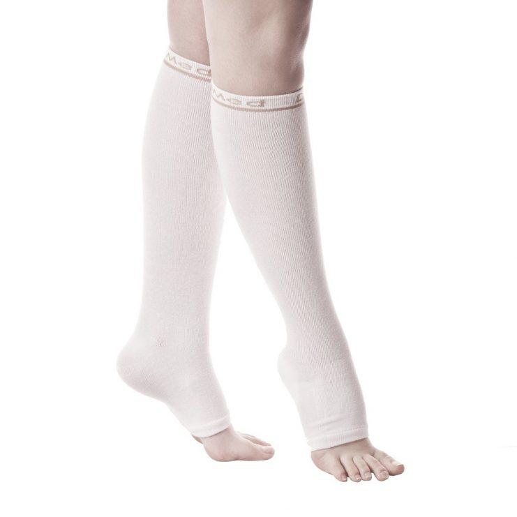 DJMed White Leg Skin Protectors